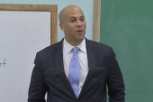 Booker leading among NJ Dems in Senate race
