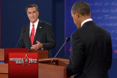 Romney drawing dotted battle lines
