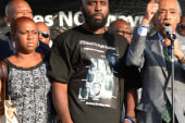 Michael Brown Sr. asks for day of peace