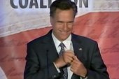 Is Romney socially awkward?