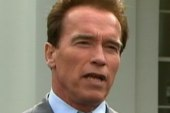Arnold's housekeeper speaks out