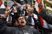 Unrealized dreams of the Egyptian revolution