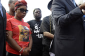 Frustration in Ferguson remains among...