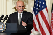LIVE VIDEO: Afghani President Mohammad...