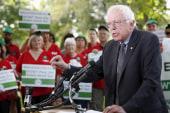 LIVE: Sanders visits Liberty University