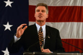 LIVE VIDEO: Scott Brown & Mitt Romney rally