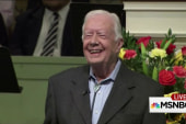 Jimmy Carter a model of grace and civility