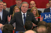 Bush promises to 'restore proper balance'