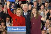 Full speech: Clinton in Iowa on caucus night