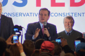 Cruz: 'We put Washington on the run'