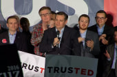 Cruz remains confident in campaign