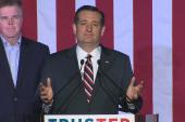 Cruz appeals to Rubio backers in speech