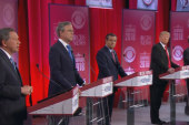 GOP candidates weigh in on Scalia's...