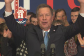 Kasich: 'There's magic in the air'
