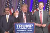Trump speaks following primary wins