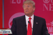 Jeb and Trump squabble over Iran foreign...