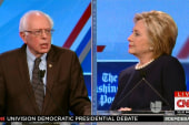 Clinton, Sanders on US-Cuba relations
