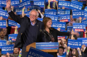 Sanders gets campaign win in Vermont
