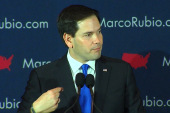 Rubio 'disappointed' after NH loss