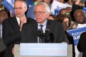 Sanders:We harnessed energy, excitement