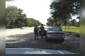 Dashcam video shows Sandra Bland arrest