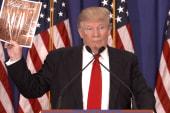 Not dead: Trump showcases Trump products