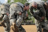 LIVE: Two females graduate from Ranger school