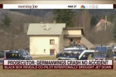 Investigators look for answers after crash