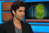 Alex Wagner sits down with Adrian Grenier