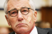 LIVE VIDEO: Hagel at House hearing on...