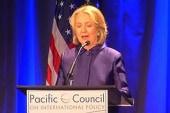 Hillary Clinton honored