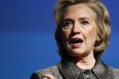 LIVE: Hillary on Iran nuclear deal