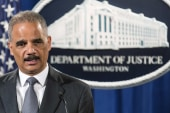 LIVE VIDEO: Holder on Citigroup settlement