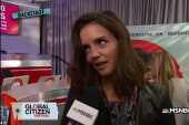 Katie Holmes on being a Global Citizen