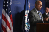 LIVE VIDEO: Jeh Johnson immigration push