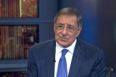 Panetta on drawing a 'red line' in Syria