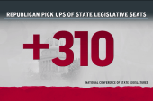 GOP tightens grip on state legislatures