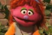 Sesame Street unveils poverty stricken muppet