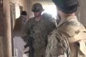 Troops in Afghanistan told carry loaded...
