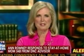 Ann Romney strikes back after stay-at-home...