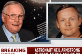 Friends reflect on the life of Neil Armstrong