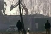 Curfew enforced around bin Laden compound...