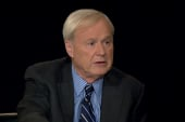Chris Matthews defines his job
