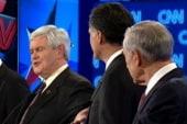 GOP finish final Florida debate
