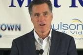 Romney in fight to win native Michigan