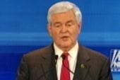 After last night's debate, is Gingrich...