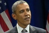 Obama focuses on Romney, general election