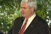 Perry out, backs Gingrich