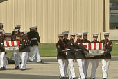 Obama, Clinton honor the fallen at US...