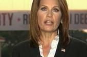 Michele Bachmann – falling star